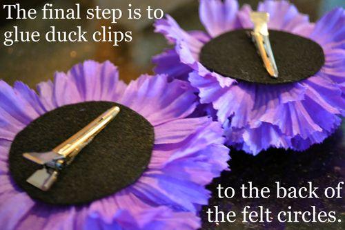 15 duck clips